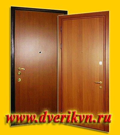 Металлические двери - производство.