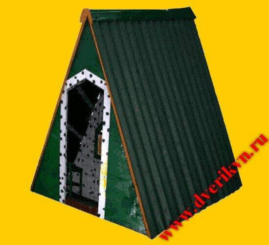 Детский игровой домик д 03 треугольной