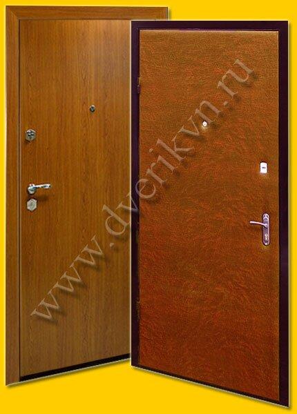 тамбурная железная дверь эконом класса с установкой в бутово
