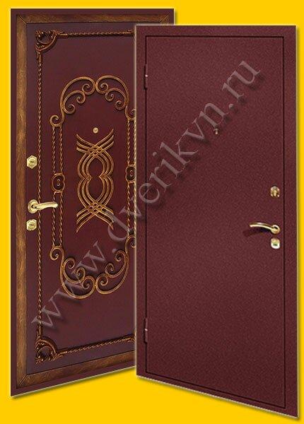 металлическая дверь на заказ истра