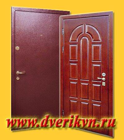 установка железной двери в г коломне фирма