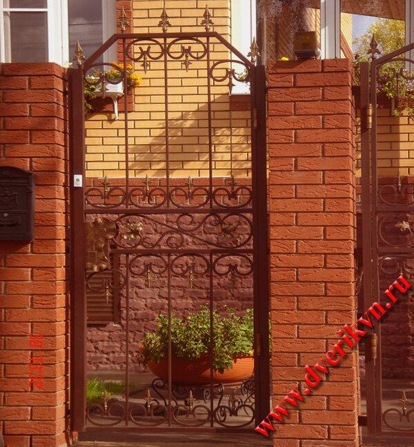 дешевые металлические уличные двери ворота на заказ