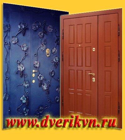 расценки на установку железной двери