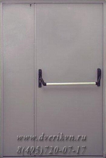 прайс на двухпольные металлические двери с полимерным покрытием