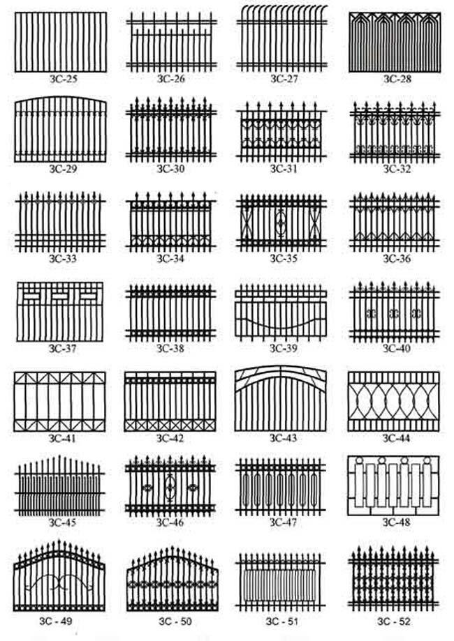Металлические ограды и заборы - это ограждения, которые обеспечивают качественную защиту земельного участка...